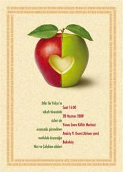 Wedding Card by mahirates