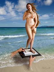 Free Venus by mahirates