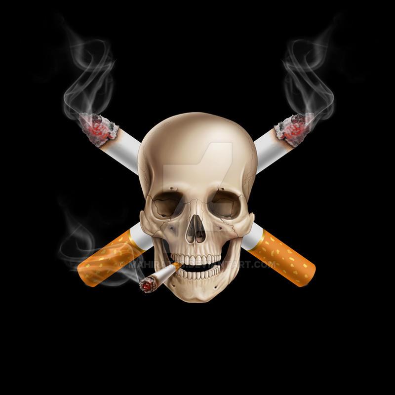 Smoker by mahirates