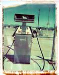 Gas Pump Robot