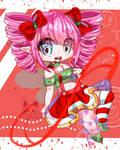Redraw - pink elf