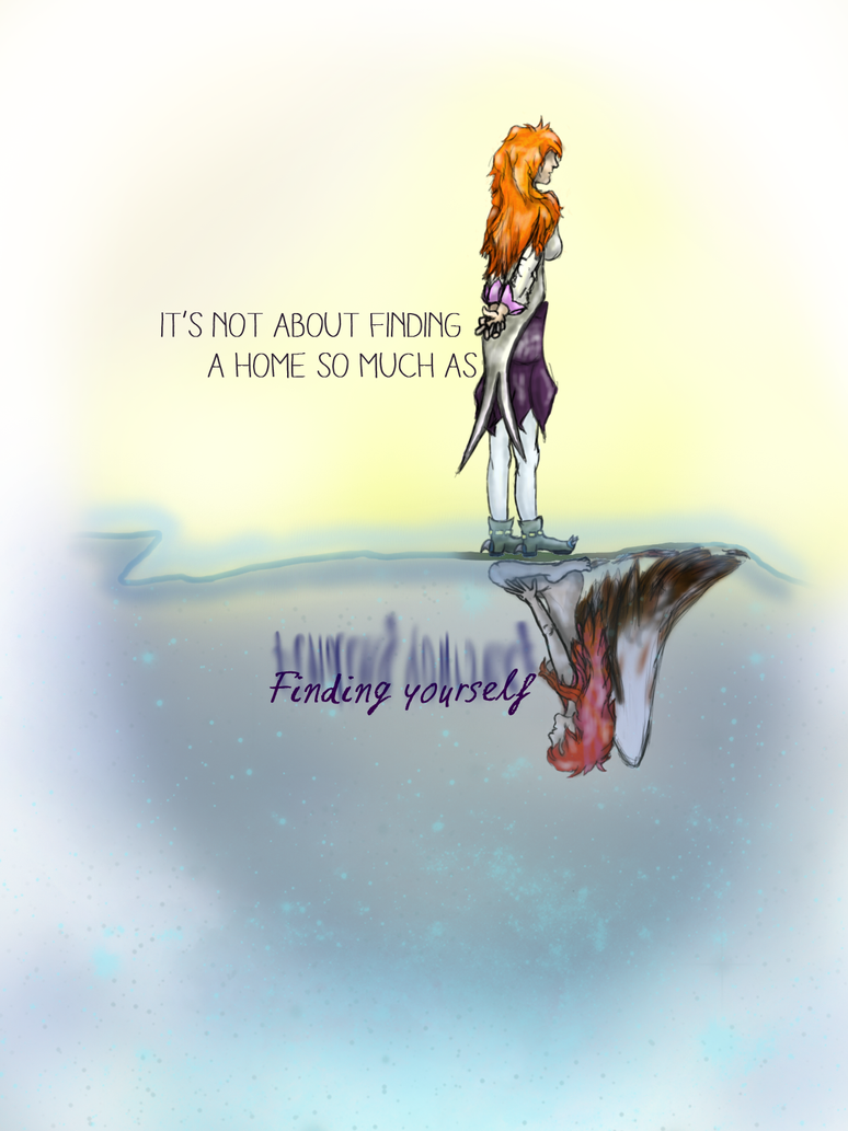 Reflections are your friendly foes by Aceykunn