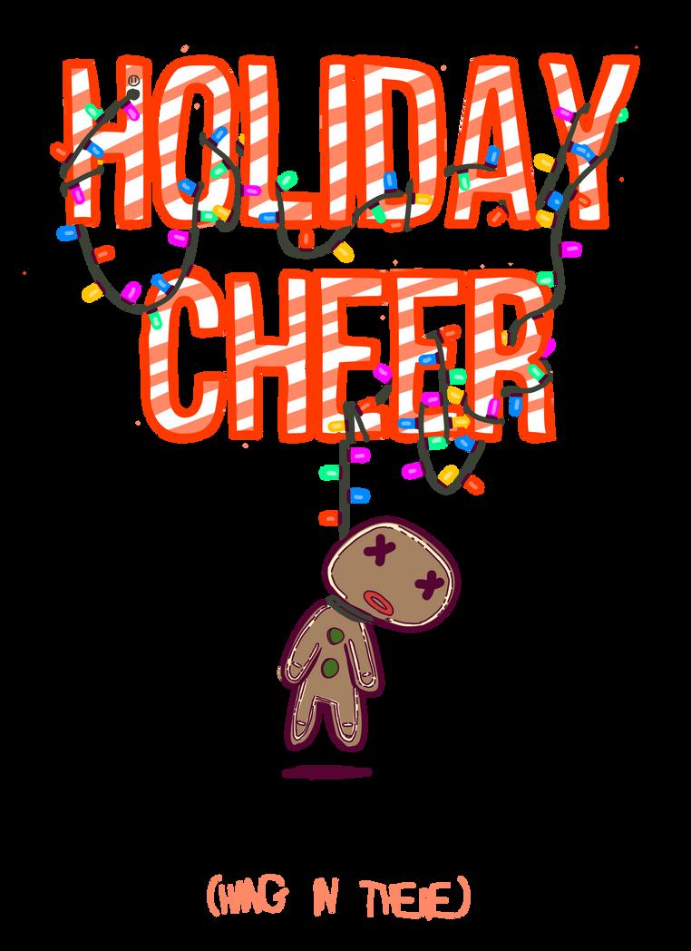 Holiday Cheer by Theyellowfish