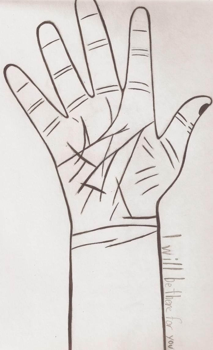 My Hand by River-Birch