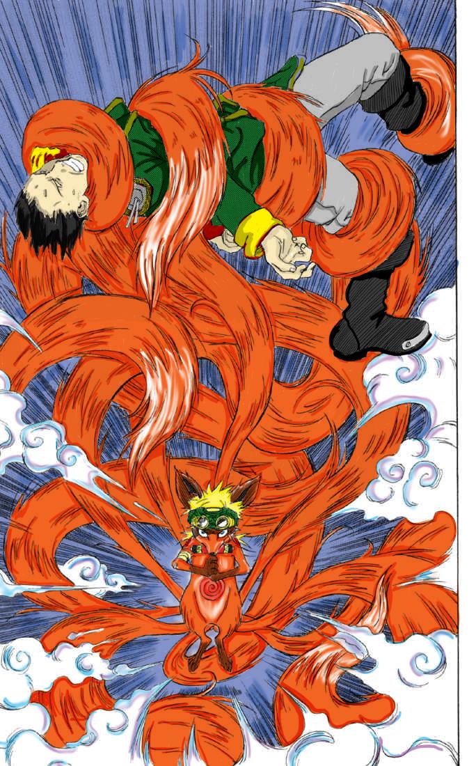 Kyuubi no Jutsu - Naruto Chp 0 by KnerdyKnitsSundries on ... Naruto X Fem Kyuubi Fanfic