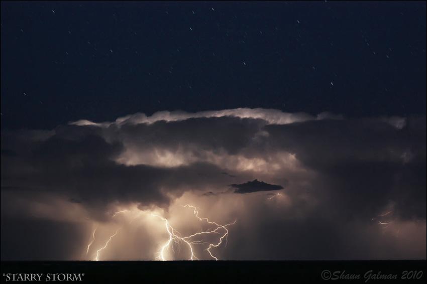 Starry Storm by Syndyne