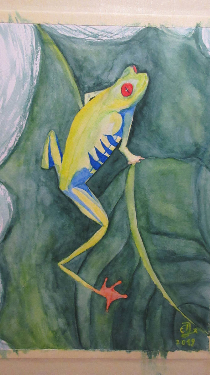 frog by edxart