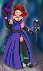 Dark Princess Vitriol (Naru Osaka)