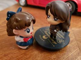 Naru and Nephrite figurines - 1