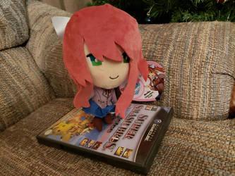 Monika on Smash- or, ProjectJustM