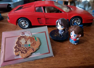 Nephrite and Naru collection