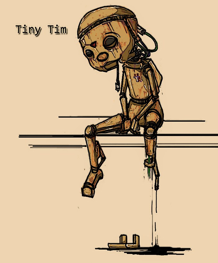 Tiny Tim A Christmas Carol: Tiny Tim By Moragot On DeviantArt