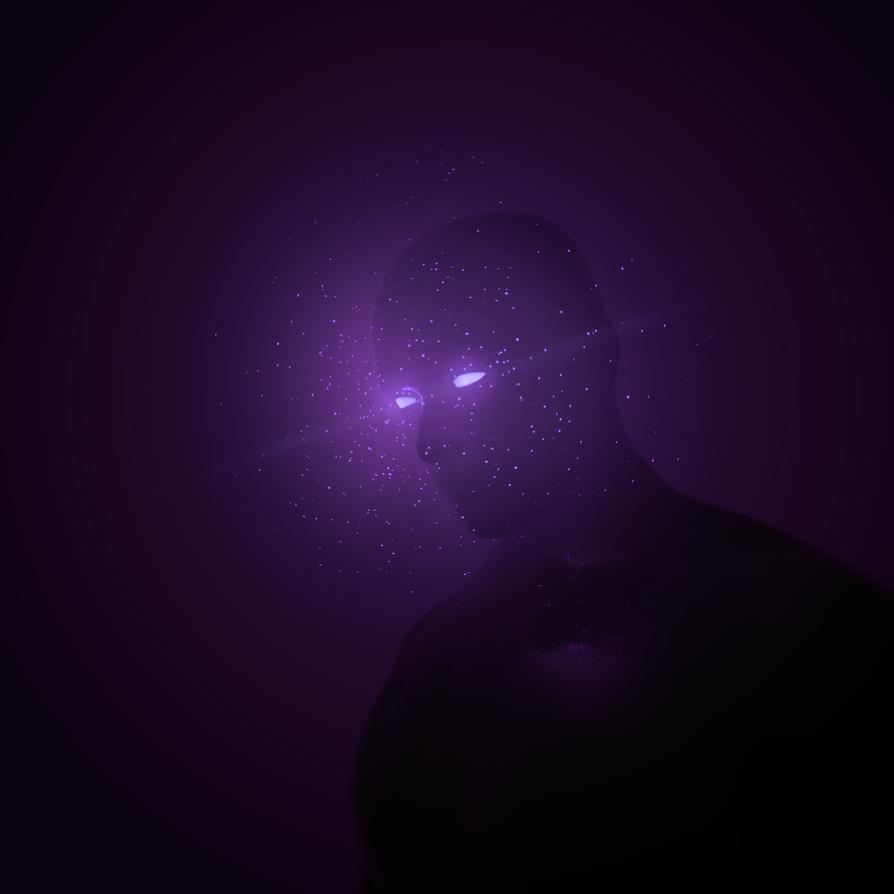 Purple eyes by INSPECTAH-DECKS