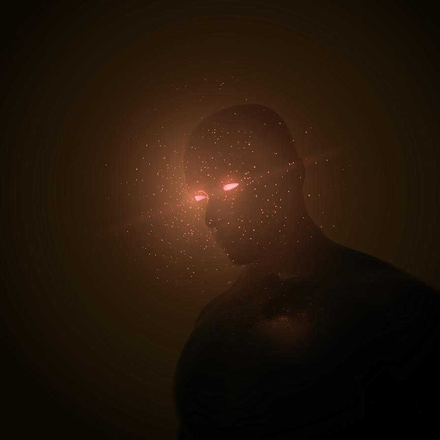 Red eyes by INSPECTAH-DECKS