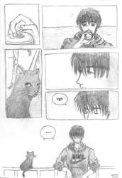 Sample page: One Morning