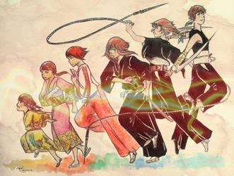 Contest: Ryoko Kazuhiko