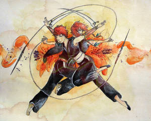 Draw Off: Ryoko Kazuhiko