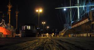 pier 17 by Buttercookie