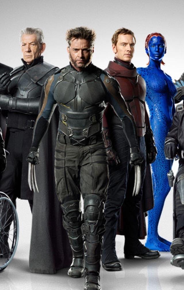 X-Men Days of Future Past cast by NovaS23 on DeviantArt