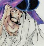 Sup? -Ryu- by Mister-Sukeruton