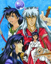 The Timeless Story of Inuyasha by Mister-Sukeruton