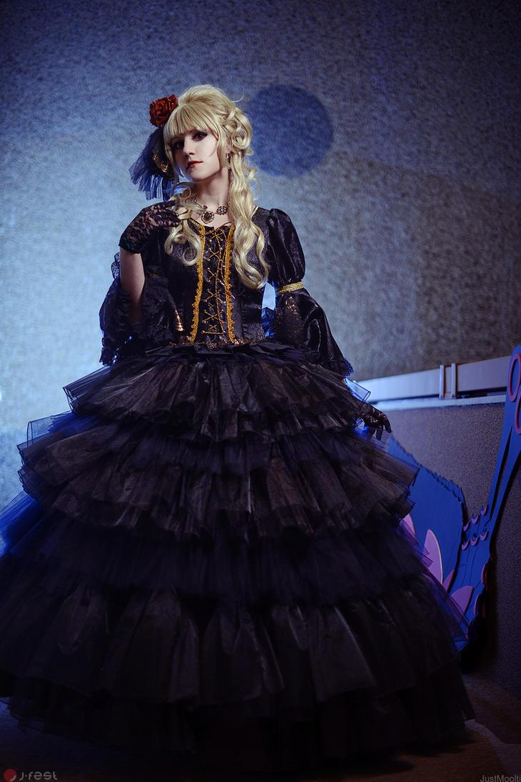 Hizaki cosplay by MollyMetaphora