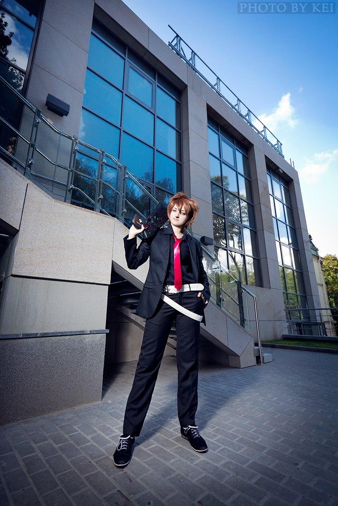 Kagari Psycho Pass Cosplay Shusei Kagari Psycho Pass by