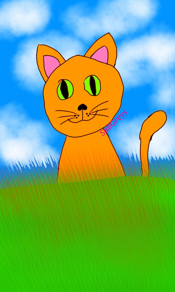 Cat. By SabGreys by SabGreys