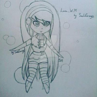 Lea WM by SabGreys