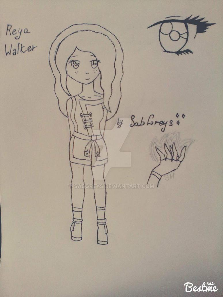 by SabGreys for Reya Walker by SabGreys