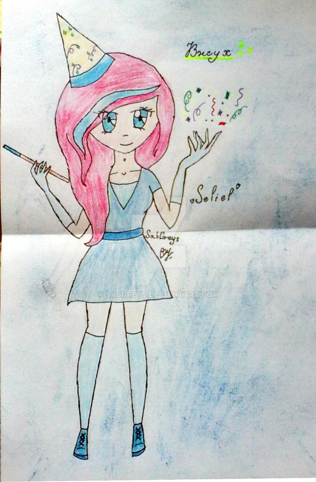 Seliel by SabGreys