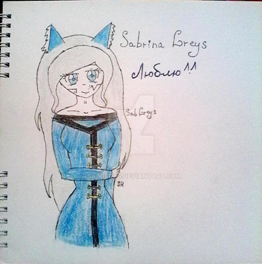 Sabrina Greys by SabGreys