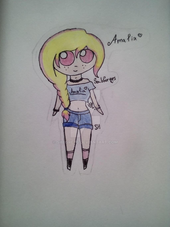 Amalia by SabGreys