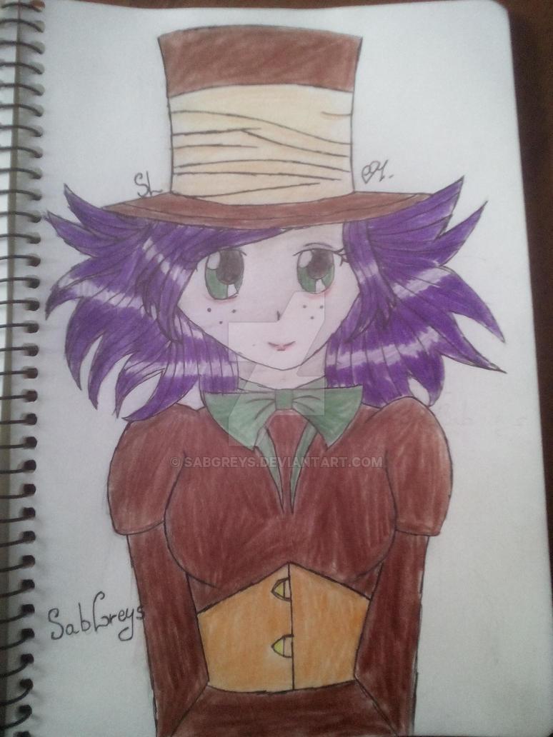 Mad Hatter by SabGreys