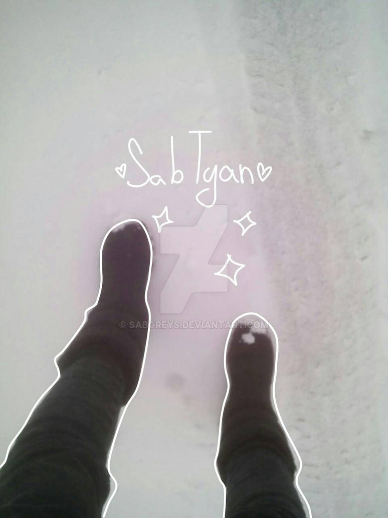 snow** by SabGreys