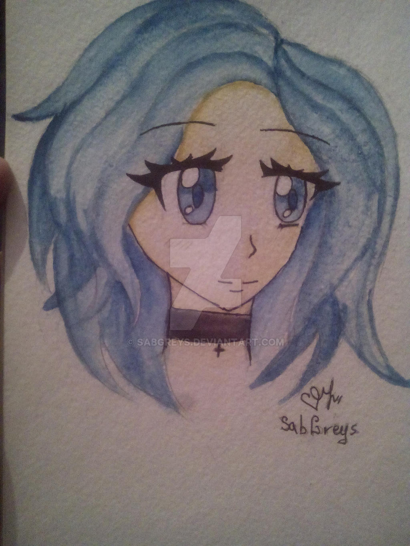 mmm, watercolor ..)) by SabGreys