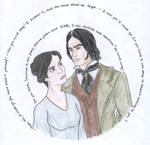 Jane Eyre and Mr. Rochester
