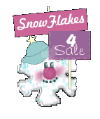Folk Country Graphic | Snow Flakes 4 Sale by DanaHaynes