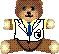 Country Folk Graphics 1999 | Doctor Teddy by DanaHaynes