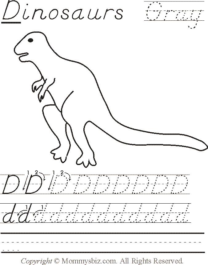 worksheet – Dinosaur Worksheets Preschool