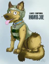 Lance Corporal Hondjie