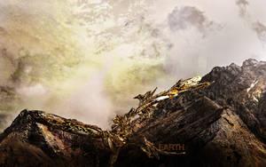 Earth by Hawkalicious