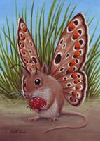 Fairy Mouse by TabLynn