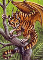 Draconus Tigris ATC by EquusTenebriss