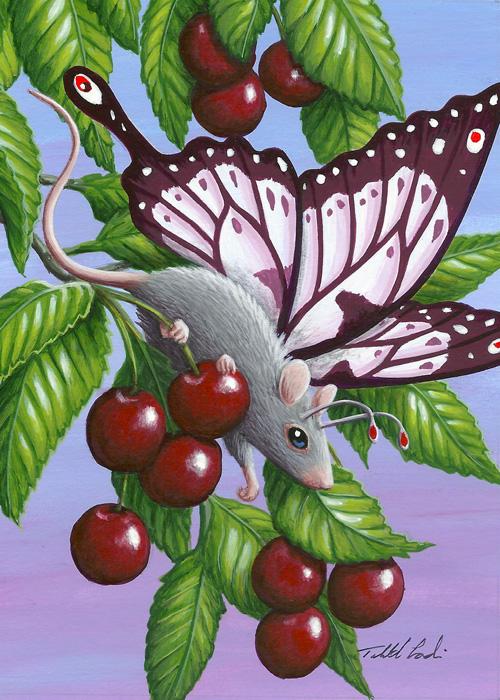 Wild Cherry by TabLynn