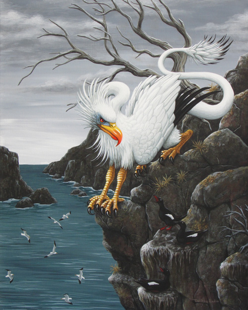Perilous Precipice by TabLynn