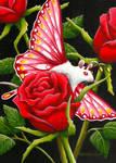 Romeo Rose by EquusTenebriss