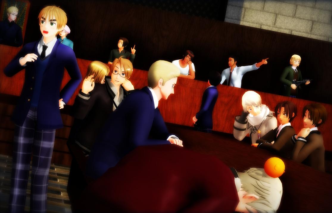.:Gakuen Meeting:. by RussiaRomano