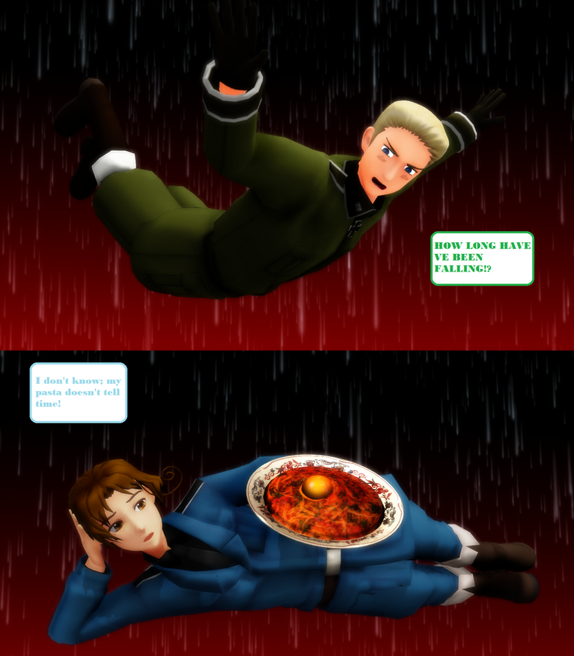 .:Falling:. by RussiaRomano
