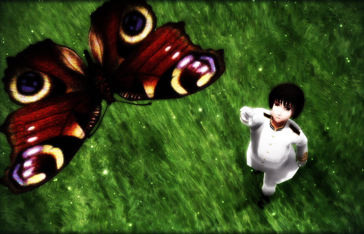 .:Little Butterfly:. by RussiaRomano